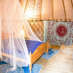 River Package: YURT