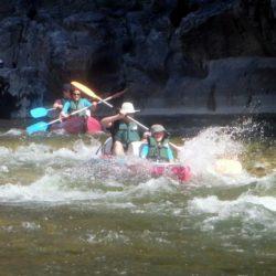 River Package: YURT