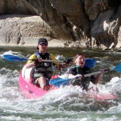 Gorge Getaway: CAMPING